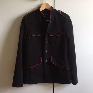 Zara Trafaluc Outerwear Military Style Jacket